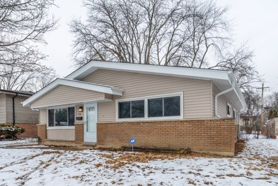 206 Early Street, Park Forest, IL 60466 - #: 10252495