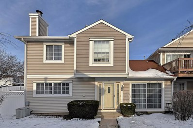 493 Le Parc Circle, Buffalo Grove, IL 60089 - #: 10252914