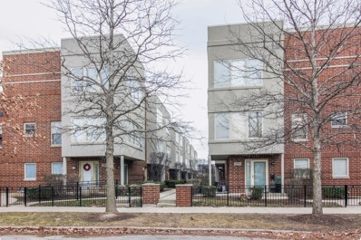 2923 N Natoma Avenue NORTH WEST UNIT 11, Chicago, IL 60634 - MLS#: 10253245