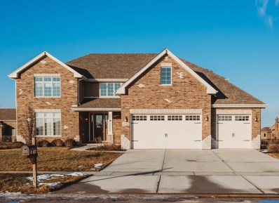 13744 W Lake Shore Court, Manhattan, IL 60442 - MLS#: 10253335