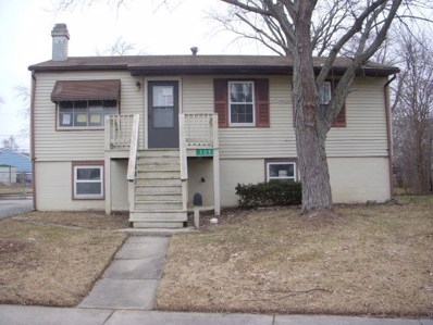 309 Cedar Court, Streamwood, IL 60107 - #: 10253354