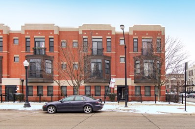947 W 14th Place UNIT 3B, Chicago, IL 60608 - #: 10253437