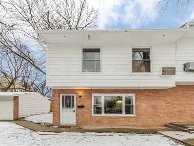 525 Hawkins Street UNIT A, Elgin, IL 60123 - #: 10253504