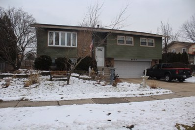 5654 Fern Avenue, Oak Forest, IL 60452 - #: 10253549