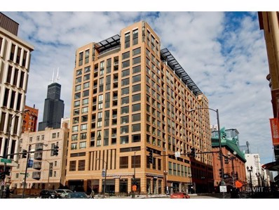 520 S State Street UNIT 1101, Chicago, IL 60605 - MLS#: 10253591