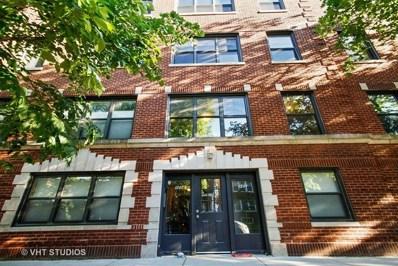 1249 W Roscoe Street UNIT 2, Chicago, IL 60657 - #: 10253673