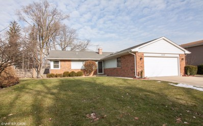 1768 E Wood Lane, Mount Prospect, IL 60056 - #: 10253679