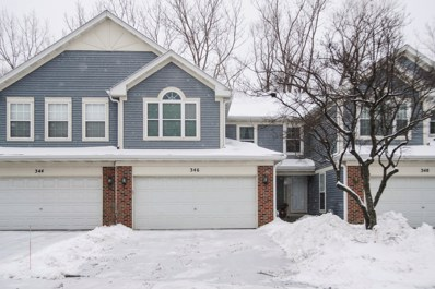 346 W Prairie Circle UNIT 346, Itasca, IL 60143 - #: 10253858