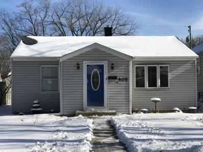 406 Peale Street, Joliet, IL 60433 - #: 10254090