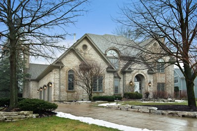 49 Ridgefield Lane, Willowbrook, IL 60527 - #: 10254162