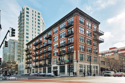 1601 S Michigan Avenue UNIT 207, Chicago, IL 60616 - #: 10254258