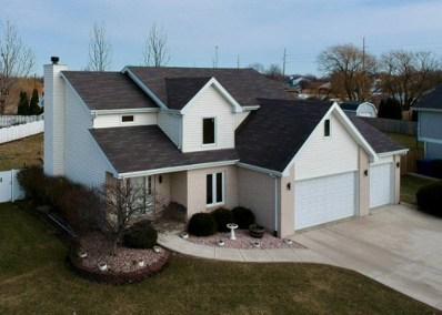 1490 Sun Ridge Drive, Bourbonnais, IL 60914 - MLS#: 10254259