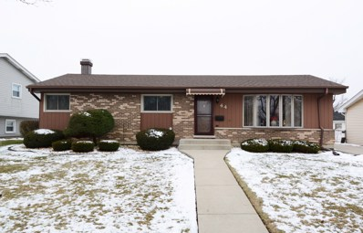 44 S Mill Road, Addison, IL 60101 - #: 10254351