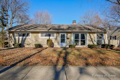705 Dawes Avenue, Wheaton, IL 60189 - #: 10254386