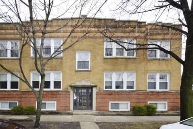 2848 W Waveland Avenue UNIT 1, Chicago, IL 60618 - MLS#: 10254476