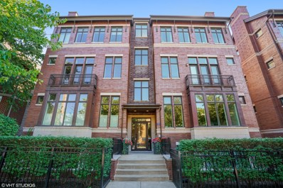 1249 W Melrose Street UNIT 3E, Chicago, IL 60657 - MLS#: 10254533