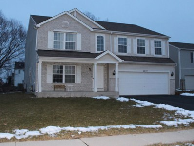 6407 Valley Ridge Drive, Plainfield, IL 60586 - MLS#: 10254653