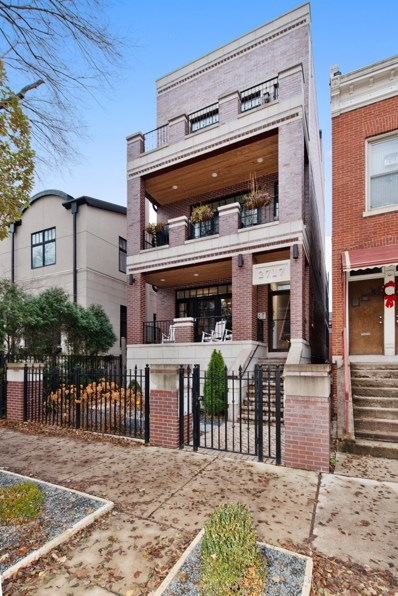 2717 N Racine Avenue UNIT 1, Chicago, IL 60614 - #: 10254791