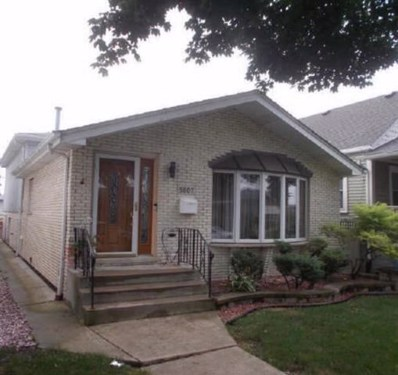 5807 S McVicker Avenue, Chicago, IL 60638 - #: 10254918