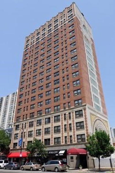 1211 N Lasalle Street UNIT 1102, Chicago, IL 60610 - #: 10254977