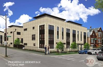 3848 S Hermitage Avenue, Chicago, IL 60609 - #: 10255030