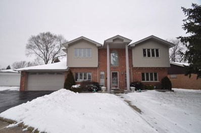 5924 W 107th Place, Chicago Ridge, IL 60415 - #: 10255049