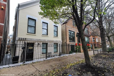 2223 W Charleston Street, Chicago, IL 60647 - #: 10255271