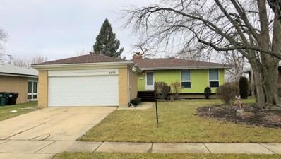 5476 Natalie Drive, Oak Forest, IL 60452 - MLS#: 10255296