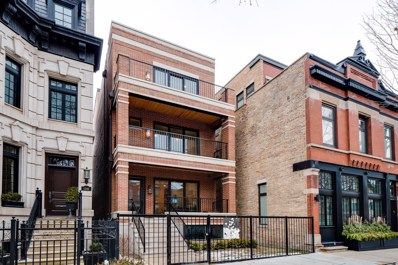 1242 W Webster Avenue UNIT B, Chicago, IL 60614 - MLS#: 10255339