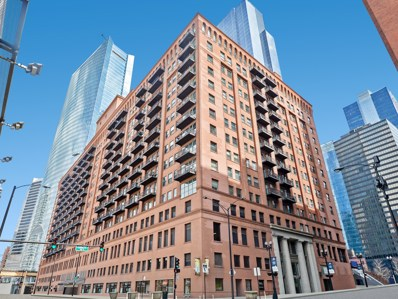 165 N Canal Street UNIT 1007, Chicago, IL 60606 - #: 10255411