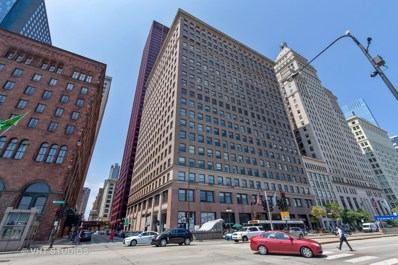 330 S Michigan Avenue UNIT 1906, Chicago, IL 60604 - #: 10255833