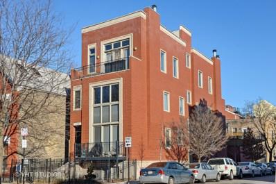 1101 N Hermitage Avenue UNIT 1R, Chicago, IL 60622 - #: 10255952
