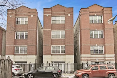 1215 N Honore Street UNIT 3, Chicago, IL 60622 - #: 10255953