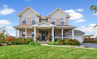1394 Grand Pointe Boulevard, West Dundee, IL 60118 - #: 10256639