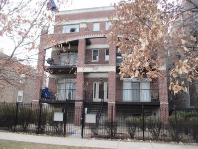 4424 S Indiana Avenue UNIT 4N, Chicago, IL 60653 - #: 10256649