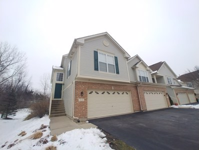 331 Emerald Lane, Algonquin, IL 60102 - #: 10256843