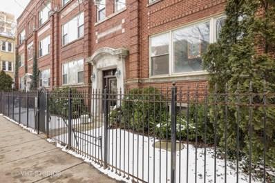 835 W Lawrence Avenue UNIT GW, Chicago, IL 60640 - #: 10256847
