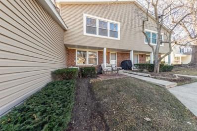 1156 Foxglove Lane UNIT 5D, Palatine, IL 60074 - #: 10256864
