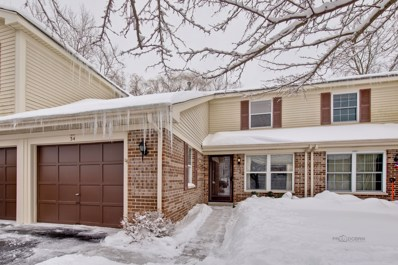 34 Willow Circle, Cary, IL 60013 - #: 10257085