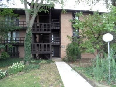 1603 Maple Terrace UNIT 1D, Lisle, IL 60532 - #: 10257195