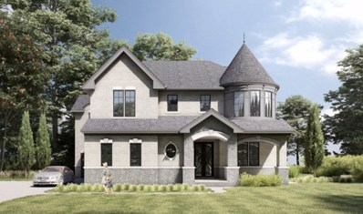 709 Glenwood Lane, Glenview, IL 60025 - #: 10257220