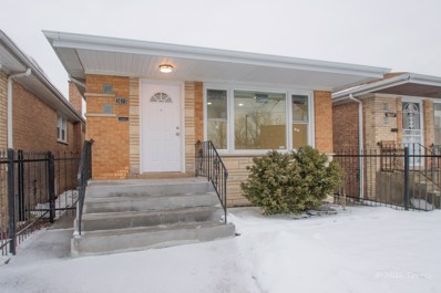 3615 W 83rd Place, Chicago, IL 60652 - #: 10257298