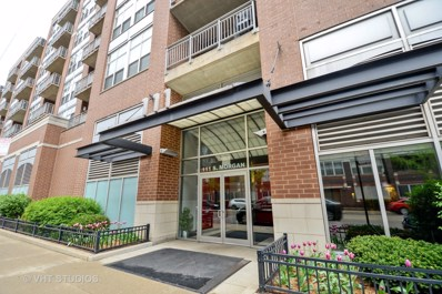 111 S Morgan Street UNIT 323, Chicago, IL 60607 - #: 10257349