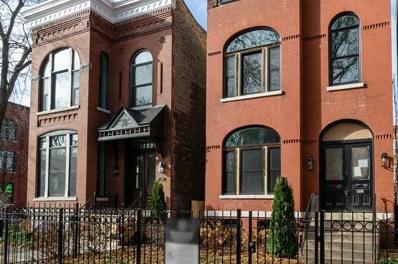1304 N Hoyne Avenue UNIT 3, Chicago, IL 60622 - MLS#: 10257394