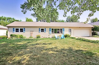 1344 Thornwood Lane, Crystal Lake, IL 60014 - #: 10257559