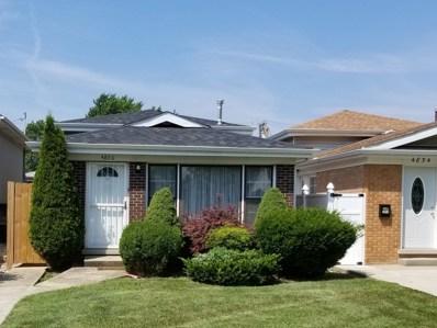 4850 S Linder Avenue, Chicago, IL 60638 - #: 10257826
