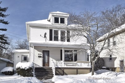 326 S Hayward Street, Woodstock, IL 60098 - #: 10257973
