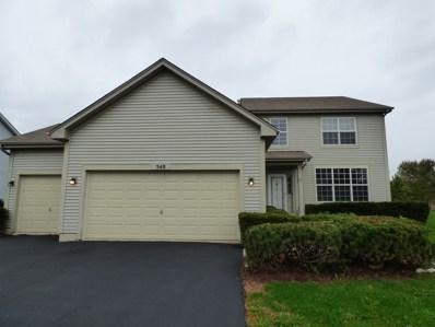 548 W Caldwell Drive, Round Lake, IL 60073 - #: 10257990