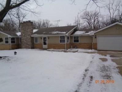 19160 Riegel Road, Homewood, IL 60430 - #: 10258030