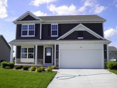 307 Camden Lane, Beecher, IL 60401 - MLS#: 10258046